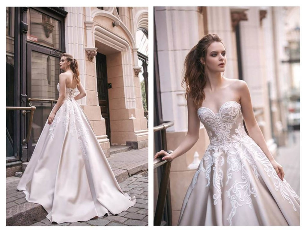 How to Choose Your Dream Wedding Dress